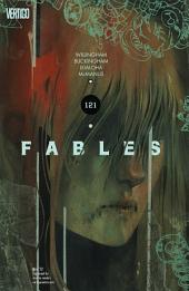 Fables (2002-) #121