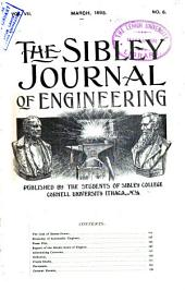 The Sibley Journal of Engineering: Volume 7