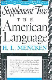 American Language Supplement 2