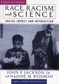 Race  Racism  And Science
