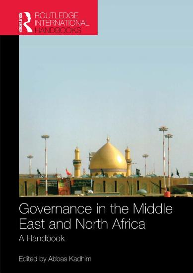 Governance in the Middle East and North Africa PDF