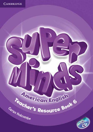 Super Minds American English Level 6 Teacher s Resource Book with Audio CD PDF