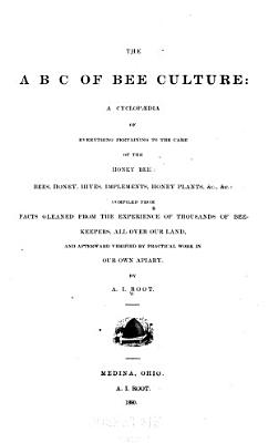 The ABC of Bee Culture PDF