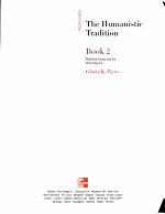 The Humanistic Tradition PDF