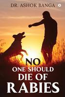 No One Should Die of Rabies PDF
