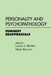 Personality And Psychopathology Book PDF