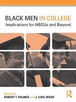 Black Men in College PDF