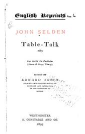 Table-talk. 1689