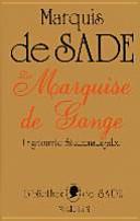 Die Marquise de Gange PDF