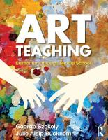 Art Teaching PDF
