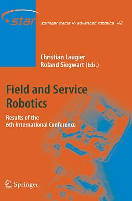 Field and Service Robotics PDF