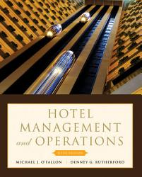 Hotel Management And Operations Book PDF