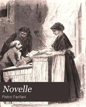Novelle: apologhi e racconti editi ed inediti