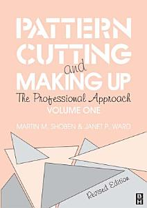 Pattern Cutting and Making Up Book