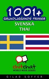 1001+ grundläggande fraser svenska - Thai