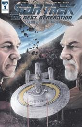 Star Trek: The Next Generation: Through The Mirror #1