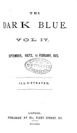 The Dark Blue PDF