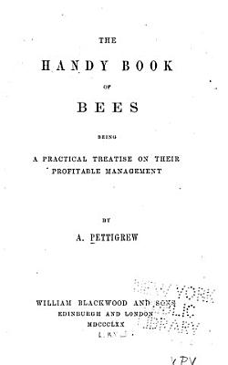 The Handy Book of Bees PDF