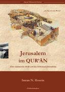 Jerusalem im Quran PDF