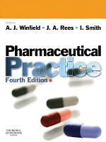 Pharmaceutical Practice  International Edition E Book PDF