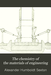 The Chemistry of the Materials of Engineering: A Handbook for Engineering Students