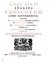 Punicorum libri XVII