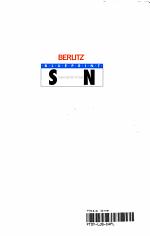 Berlitz Blueprint Spain