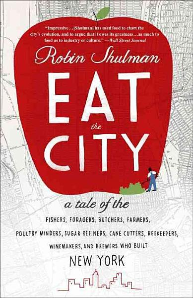 Download Eat the City Book