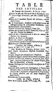 Journal des sçavans pour l'année ...: Volume2;Volume26