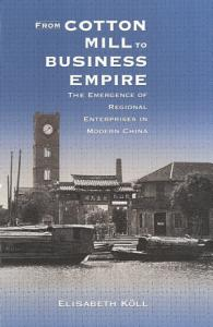 From Cotton Mill to Business Empire Book