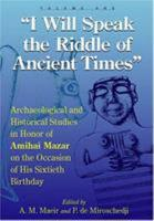I Will Speak the Riddles of Ancient Times  PDF