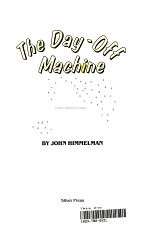 The Day Off Machine PDF