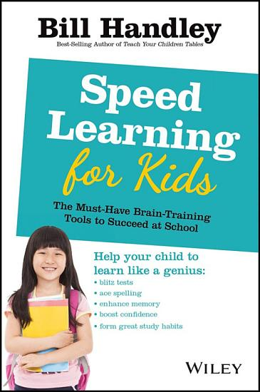 Speed Learning for Kids PDF