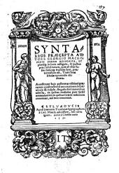 Syntaxeos praecepta