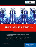 PP DS with SAP S 4HANA