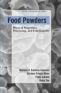 Food Powders Book