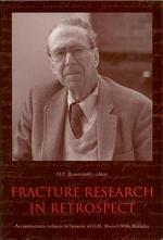 Fracture Research in Retrospect