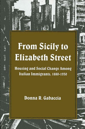 From Sicily to Elizabeth Street