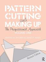 Pattern Cutting and Making Up PDF
