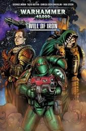 Warhammer 40,000 #1: Will of Iron