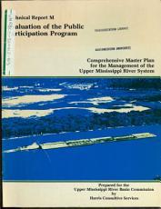 Comprehensive Master Plan for the Management of the Upper Mississippi River Basin PDF