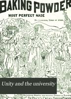 Unity and the University PDF