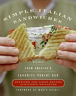 Simple Italian Sandwiches Book