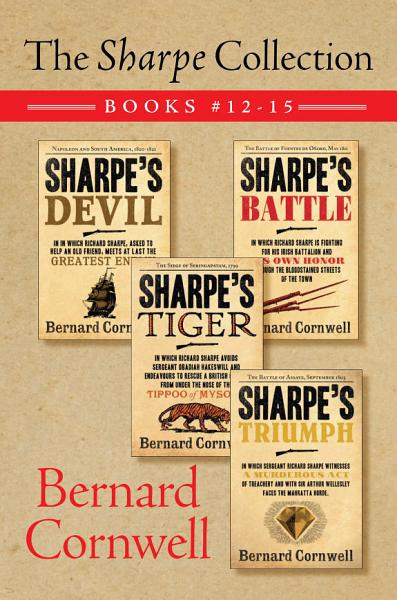 The Sharpe Collection  Books  12 15