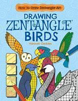 Drawing Zentangle   Birds PDF