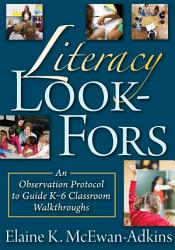 Literacy Look Fors Book PDF