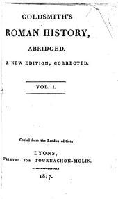 Roman history abridged: Volume 1