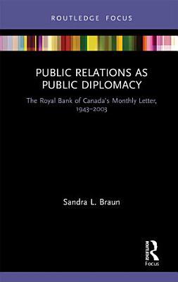 Public Relations as Public Diplomacy
