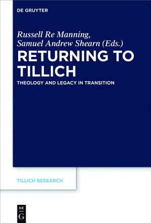 Returning to Tillich PDF