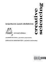 Creative Sciencing PDF